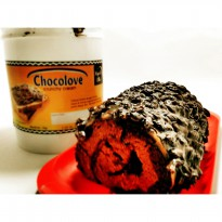 chocolove crunchy cream keyz and elle 1kg