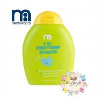 Mothercare toodler 2 in 1 conditioning shampoo