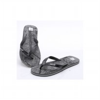 HDF Men sandal | DOWN TOWN [BLACK/GREY]