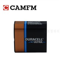 [globalbuy] 100 Original For DURACELL CR-P2 6V Lithium Digital Camera Non-rechargeable bat/5538576