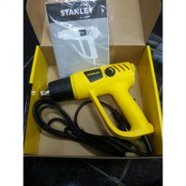 Heat Gun 2000 Watt STANLEY STEEL 670
