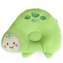 Kiddy Bantal Peang Baby Pillow Kura-Kura  - Bantal Peyang Bayi