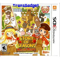 [Nintendo 3DS] Story of Seasons: Trio of Towns