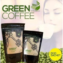 Bio Slimming Herbal Green Coffee Bean Kopi Hijau Supplemen Kurus Body Minuman Diet Pelangsing