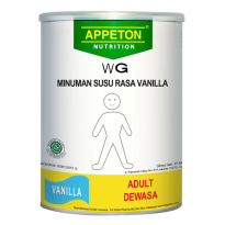 APPETON WEIGHT GAIN DEWASA 900GR VANILLA