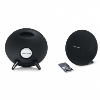 [Limited Offer] Harman Kardon Onyx Studio 3 Portable Bluetooth Speaker - Black