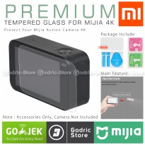 Godric Xiaomi Mijia Action Camera 4K Tempered Glass / Screen Protector