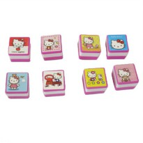 Set Stamp Hello Kitty Kubus