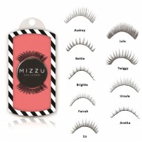 Mizzu Eyelash The Iconic (Choose Type): Human Hair/Bulu Mata Palsu