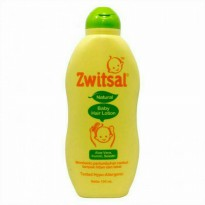 zwitsal natural baby hair lotion 200ml