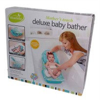 Deluxe Baby Bather Mastela Green,pink