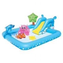 Kolam Renang Anak Fantastic Aquarium Play Pool Bestway