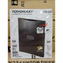 ANTENNA TV BOOSTER OUTDOOR DIGITAL TOYOSAKI