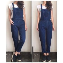 BASIC OVERAL JEANS