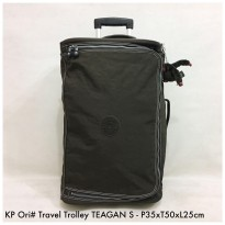 TAS Fashion ORIGINAL TRAVEL TROLLEY TEAGEAN S - Dark Grey