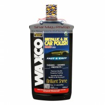 Wax Poles Pengkilap Cat Body Mobil - WAXCO METALLIC & 2K CAR POLISH ORIGINAL