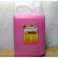 OMEGA FRESH Softener Laundry 5 Liter