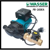 [Limited Offer] Pompa Wasser PB-169EA Pompa Dorong Booster Pump 3 Speed