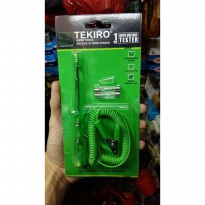 AUTO VOLTAGE TESTER - TEKIRO MADE IN JAPAN - TEST PEN DC - TESPEN AKI ORIGINAL