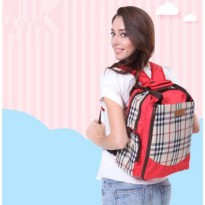 Tas bayi Travelling bag multifungsi diaper bag Water proof
