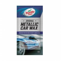 Turtle Wax Metallic Car Wax 50 ml Kemasan Sachet Original Made in USA