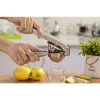 [globalbuy] High quality Stainless Steel PRO V JUICER juice extractor juice machine multi-/3156568