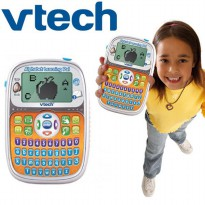 Vtech Alphabet Learning Pal Mainan PDA interaktif dengan big size LCD screen