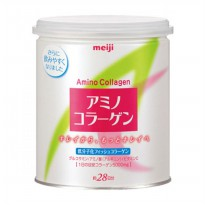 Meiji Amino Collagen Pink Can - 100% Original From Japan - MACPC200GR
