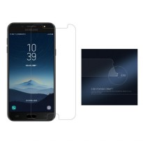 Samsung Galaxy J7 Plus Tempered Glass Std. (Clear)