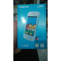 (Sale) EVERCOSS A12B  DUAL SIM CARD ANDROID