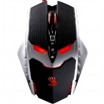 BLOODY Terminator TL8A Laser Gaming Mouse - Hitam