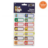 Asian Games Signature Sticker AG-NS002