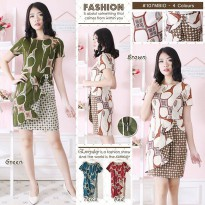 DRESS BATIK  187 CXCT JUMBOTIK 107 MBIO