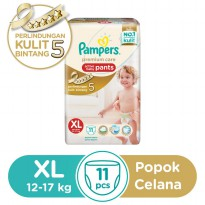 Pampers Popok Celana XL-11 Premium Care
