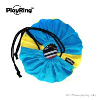 [blocks bag] playringbag mini - aqua