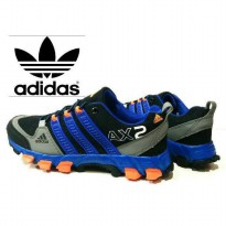 Adidas AX2 Black Blue Premium Import