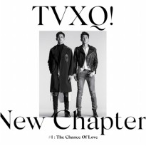 TVXQ! - 8th ALBUM [NEW CHAPTER #1 : THE CHANCE OF LOVE] [A .B. C Ver.] Random 1