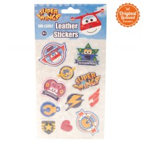 Superwings Leather Sticker SW-LS001