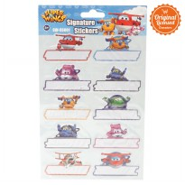 Superwings Signature Sticker SW-SS001