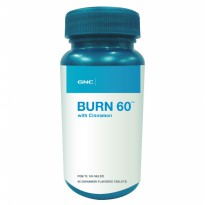 GNC Live Well Burn 60 with Cinnamon - Isi 60 Tablet