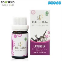 PREMIUM Belli to Baby Lavender Essential Oil