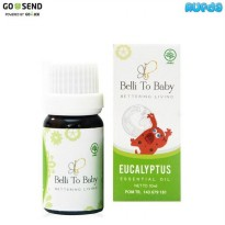BEST Belli to Baby Eucalyptus Essential Oil