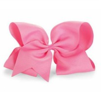 Mudpie Hot Pink Grosgrain Bow #1512018