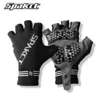 [globalbuy] SPAKCT Cycling Gloves 4 Colors Damping Breathable PRO Sports Fitness MTB Road /3809949