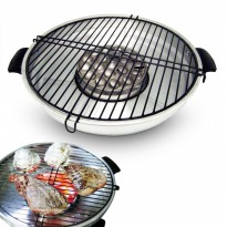 Murah (77) Happy Call Grill Alat Panggang Kompor Gas Fancy Roaster Maspion