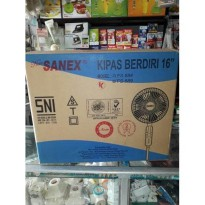 (Recommended) Kipas angin berdiri/Standfan SANEX 16 IN