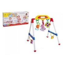 Body Building Shelf Playgym Baby 3 Posisi