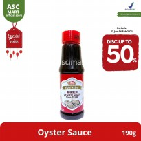 Woh Hup OYSTER SAUCE 190G RED LABEL