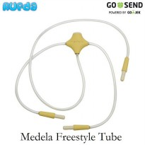 (Star Product) Medela Freestyle Tube / Selang (Spare Part)