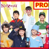 Tiket Kidzania Weekend Promo Murah Dewasa 16+ th